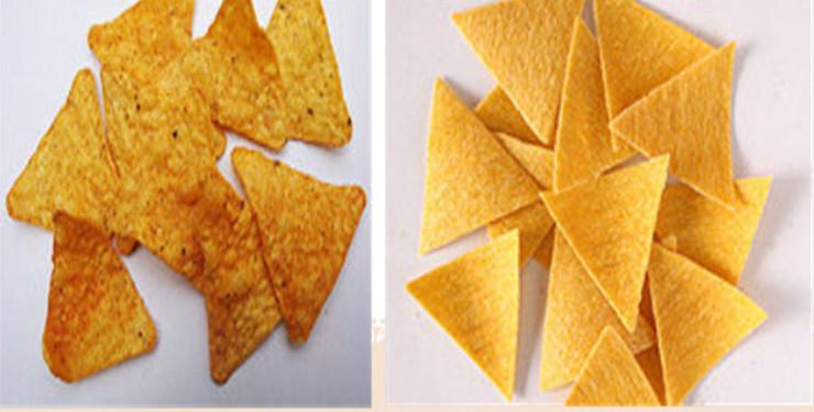 tortilla chips making machine