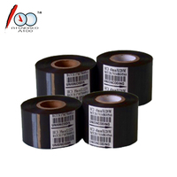 30mm * 100m Black hot stamping foil for coding machine