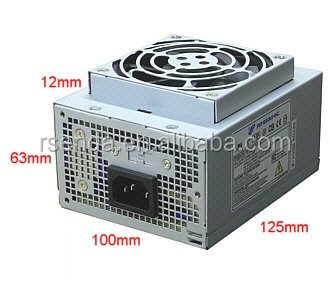 Micro Atx Computer Power Supply Switching Power Supply 200w 300w ...