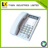 telephone central Hot selling hotel telephone Factory Hands free headset caller id phone consulta telefone