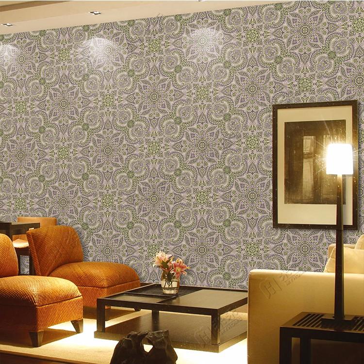 Three Dimensional Mirror Brick Wallpaper Philippines