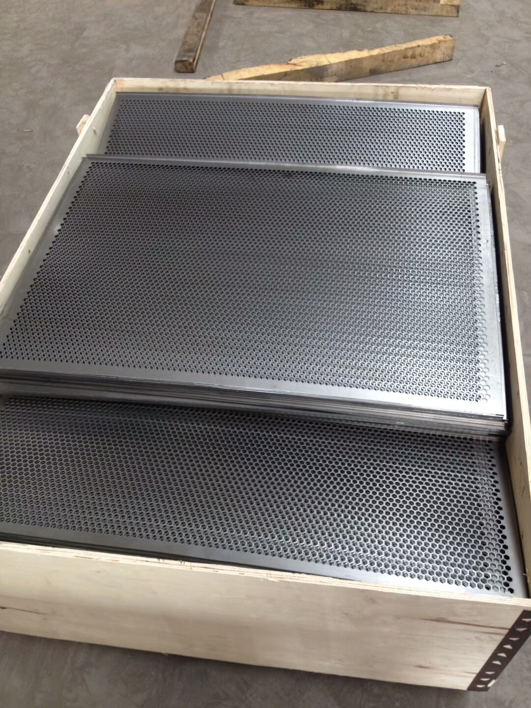 Perforated Corrugated Metal Panels Perforated Metals For