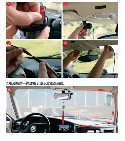 kamera auto vandalismus