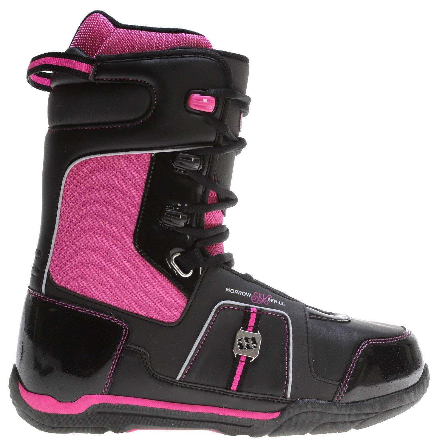 a80138090eb Get Quotations · Morrow Sky Snowboard Boots Womens