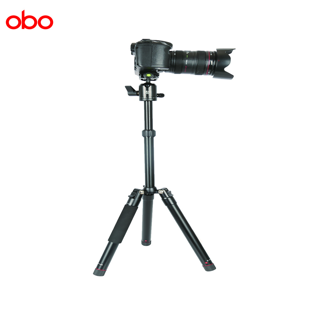 OBO N2 Mini Heavy Duty Camera Selfie Stick Cell Phone Tripod Stand Flexible For Phone