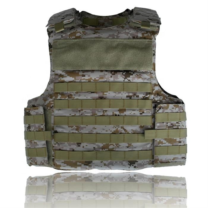 Back To Search Resultssports & Entertainment Sports Clothing Men Women Hunting Tactical Vest Protection Anti-cut Bulletproof Soft Clothing Anti Riot Cut Stab Airsoft Military Vest