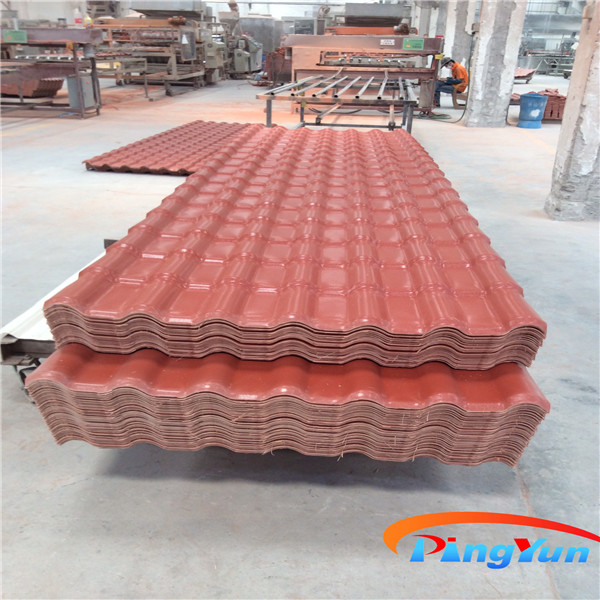 Pvc Upvc Plastic Lightweight Roofing Materials For House