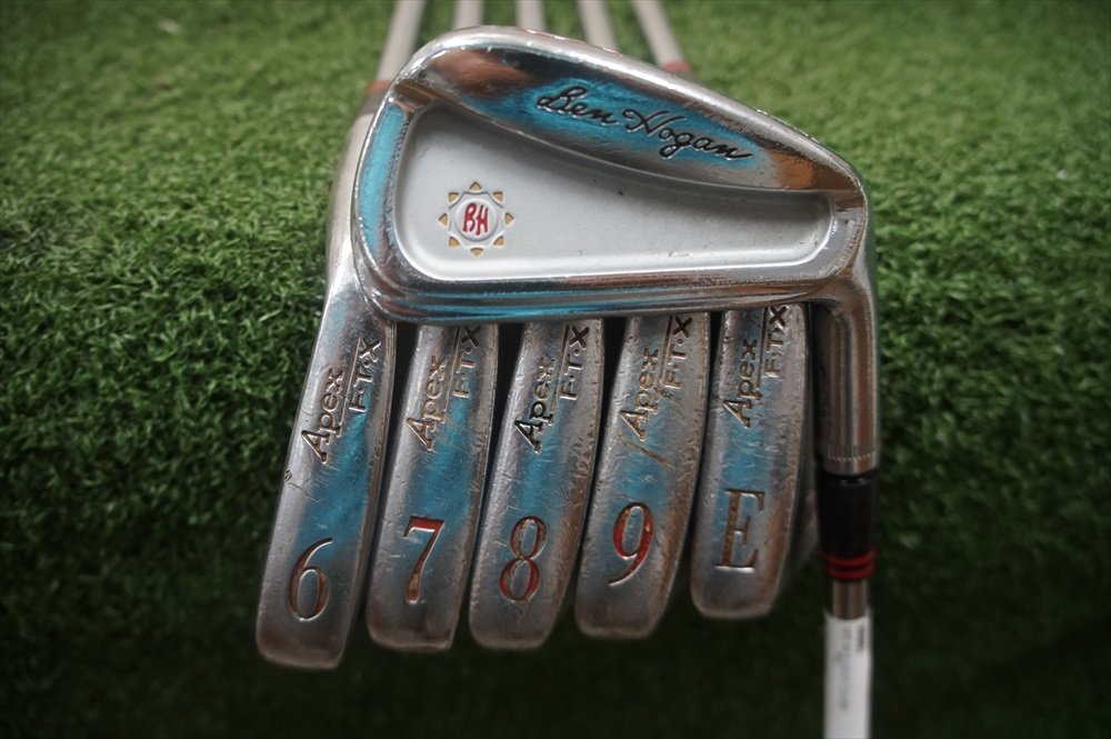 Ben Hogan Apex Ftx Forged Right-Handed Iron Set Steel Regular