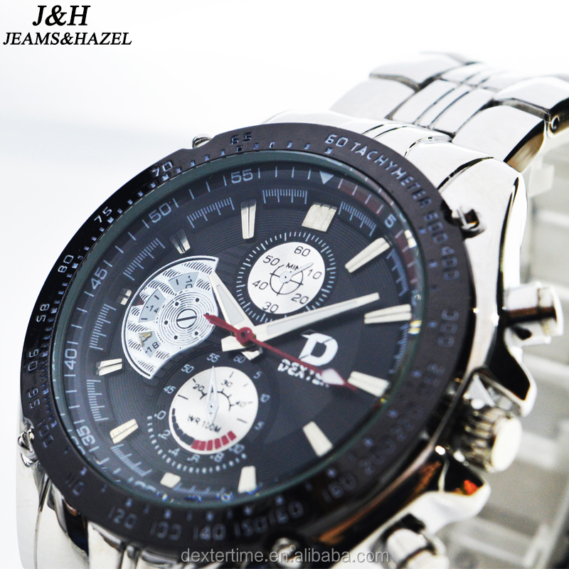 watches men luxury brand quartz