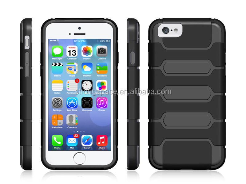 high quality phone cases tpu pc hybrid for iphone 6