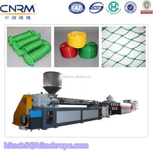 Professional pp round yarn making machine for rope production line
