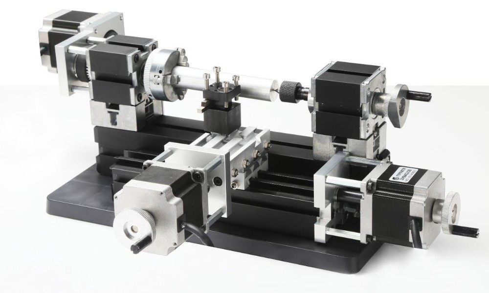 3 shafts cnc lathe with mach 3 system cz20002mt buy cnc for Tornio modellismo