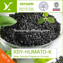 Potassium Humate humic acids potassium salts extracted from leonardite