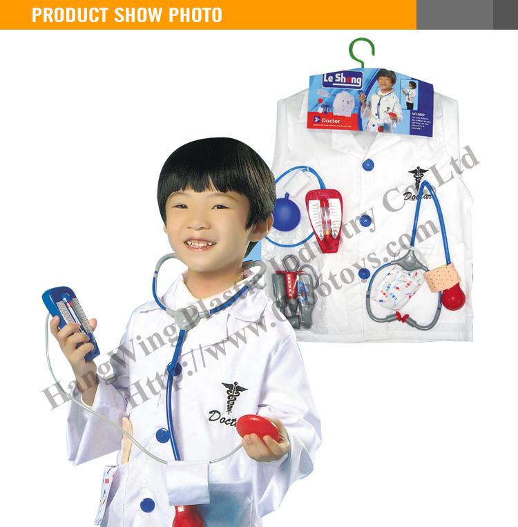 Dibuat Di Cina Populer Kustom Dokter Kostum Untuk Anak Anak Buy