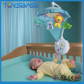 Fashion Projector Night Light Baby Crib Mobile Hanger Buy Baby