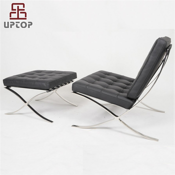 (SP HC080) Replica Ludwig Mies Van Der Rohe Le Corbusier Barcelona Chair