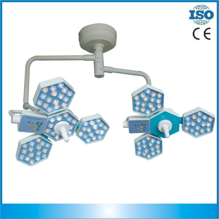 4+3 units double head surgery equipment led lighting system
