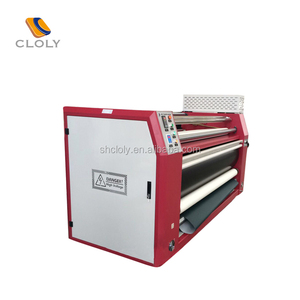 Factory directory price 1700mm roller heat press use 90g sublimation paper