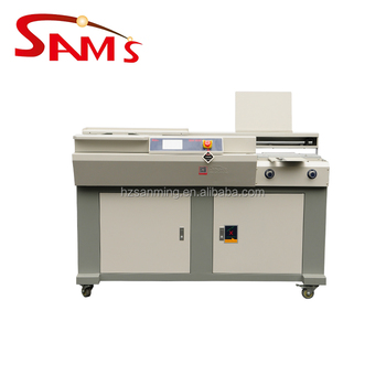 Chinese supplied good quality automatic book binding machine