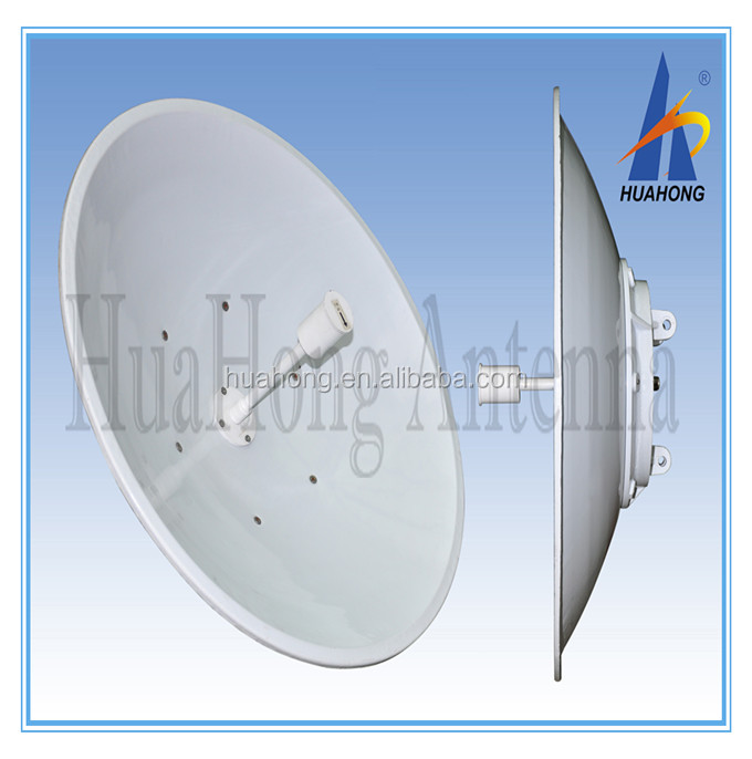 Small mini outdoor directional 3.5GHZ 60cm mobile marine satellite dish tv antenna