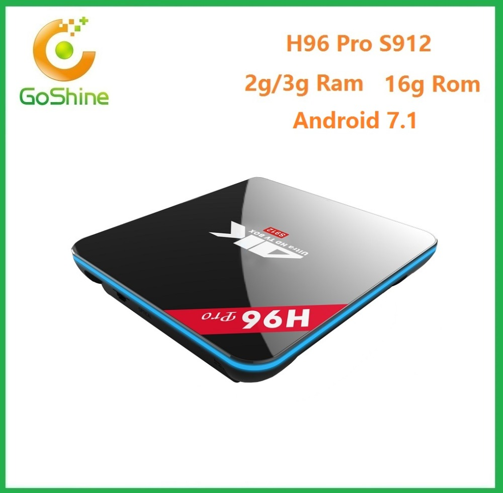 Goshine Manufacture T95z Plus / X92 Pro / H96 Pro Plus 3gb Ddr3 32gb Emmc  H96 Pro 3gb 32gb Android 6 0 4k Tv Box For Play Game - Buy H96 Pro 3gb 32gb
