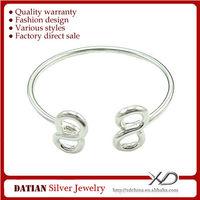 XD X193 925 Sterling Silver Ring Mountings Adjustable Rings Settings
