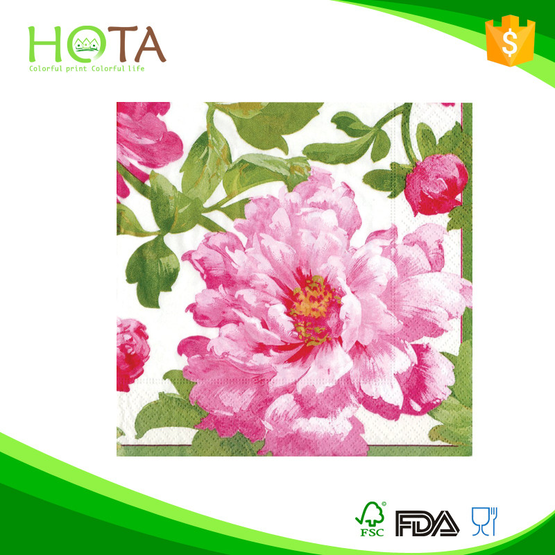 020028 HOTA napkin disposable table napkins wholesale in china