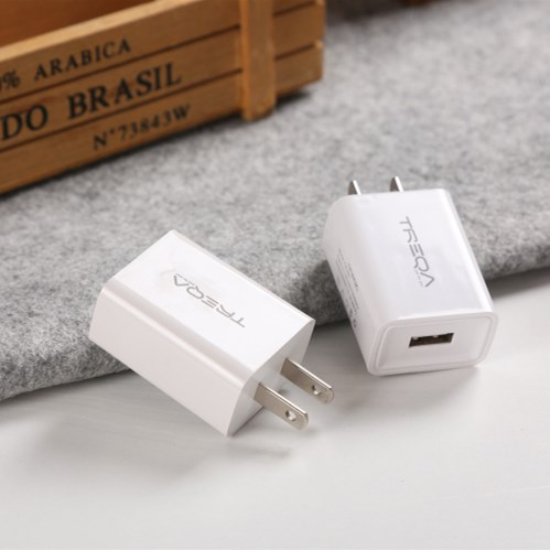 2018 unique Design OEM 2.1A usb wall charger US mobile phone accessories