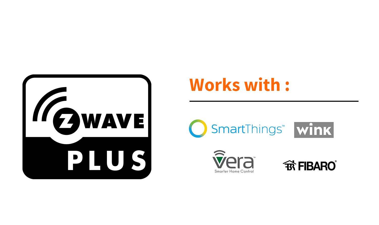 eva logik z-wave smart 3 way led light retro electric switch with dimmer