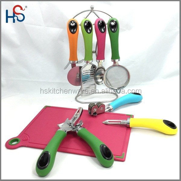 kitchen gadgets colorful best selling products 1377 2015 new design