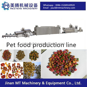 Extruded Aqua floating fish food making machine