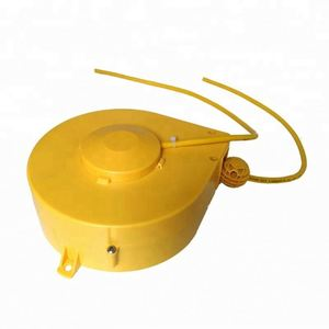 Multi Cord 6m Signal Cord Spring Driven Retractable Cable Reel