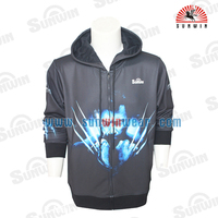 Best selling products in US wholesale thumb hole hoodie with hood
