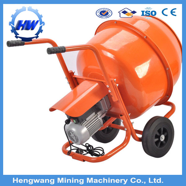 Hot selling mini small concrete mixers electric concrete mixer