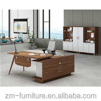 Modern Executive Desk Manager Office Furniture Set