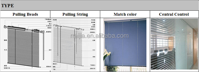Rraj motorized venetian blinds curtains price buy for Cost of motorized blinds