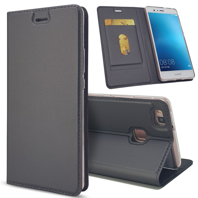 5268c68613e Litchi Leather Cover Funda Para Celular For Huawei P20 Pro Magnetic Wallet  Case For Huawei P20
