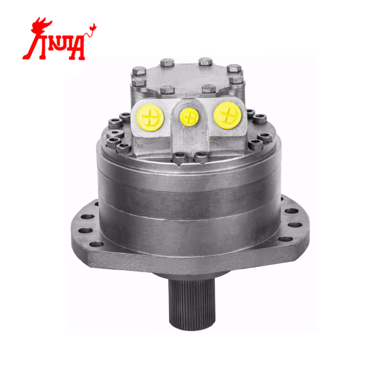 750CC Displacement 160Rpm Poclain Hydraulics MS05 MSE05 Hydraulic Motor/Pump For Road Header