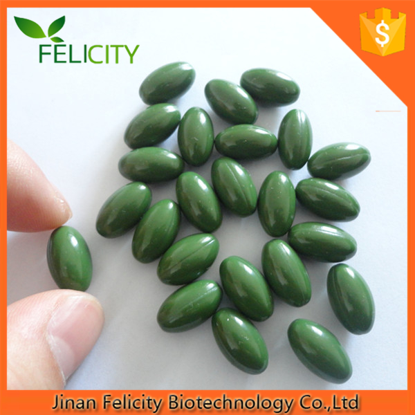 Health Beauty & Remove Toxins Capsule Aloe Softgel