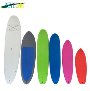 China Manufacturers Softtop Durable Soft Top Epoxy Surfboard