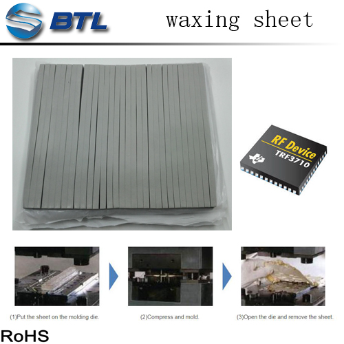 Newest waxing Sheet for Semiconductor Encapsulation Molding Die TW-100