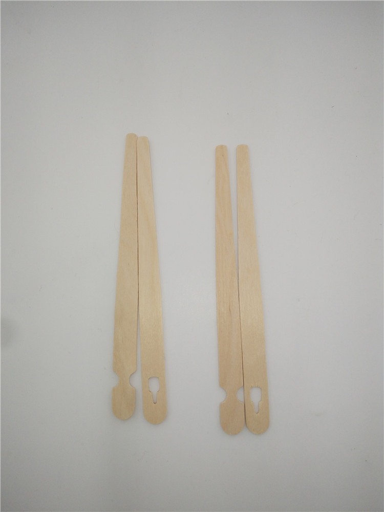 Promotional individual package wood carving chopsticks with factory price