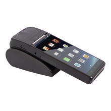 Restaurant mobile nfc android touchscreen pos-terminal