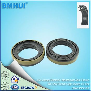Dual Lip Ptfe Oil Seals Screw Air Compressor Spare Parts Stainless Steel  Rotary Shaft Oil Seals - Buy Tc Seal,Installing O Rings,Rubber Seal  Products