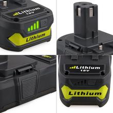 hot sale battery packs 18V lithium-ion battery for Ryobi ,distributors want high profit power tool battery