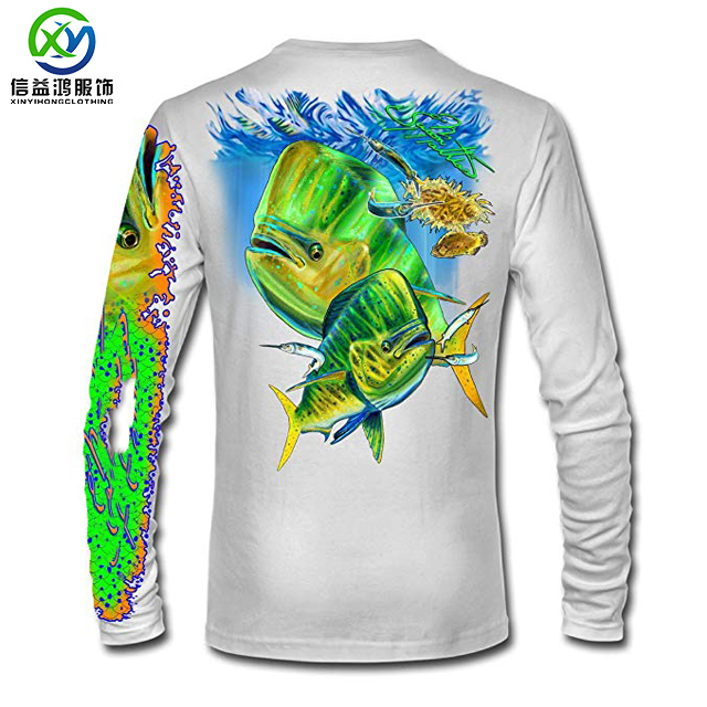 60834df5285 China Fish Shirts