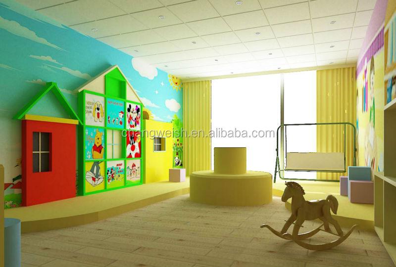 Kindergarten school furniture classroom decoration - Decoration porte manteau ecole ...