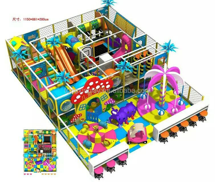 Ihram Kids For Sale Dubai: Design Indoor Playground Drawing Theme Park,Charming Soft