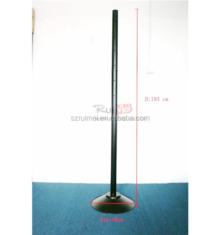 New style floor-standing customized balloon column stand