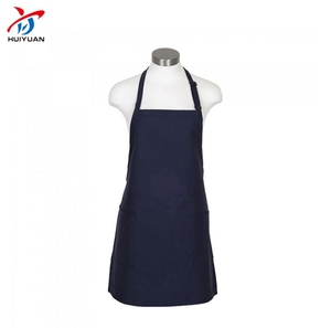 New product custom cotton blue apron apron